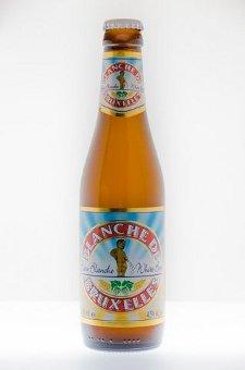 La Blanche de Bruxelles - Brasserie Lefebvre - Ma Bière Box