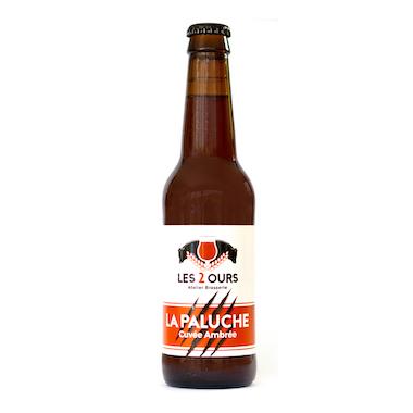 La Paluche Ambrée - Brasserie les 2 ours - Ma Bière Box