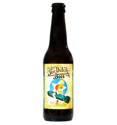 Von Dutch - Dirty Blonde - Brasserie Saint Clair - Ma Bière Box