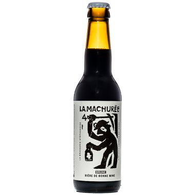 La Machurée - Brasserie Stéphanoise - Ma Bière Box