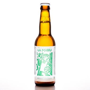 La Manu - Brasserie Stéphanoise - Ma Bière Box