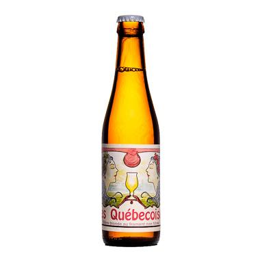 Les Québecoises - Brasserie Thiriez - Ma Bière Box