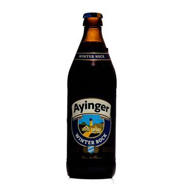 Ayinger Winter bock - Brauerei Aying - Ma Bière Box