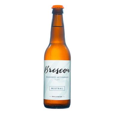 Mistral - Brasserie Artisanale Brescou - Ma Bière Box