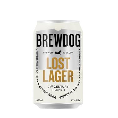 Lost Lager - Brewdog - Ma Bière Box