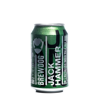 Jack Hammer - Brewdog - Ma Bière Box