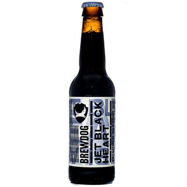 Jet Black Heart - Brewdog - Ma Bière Box