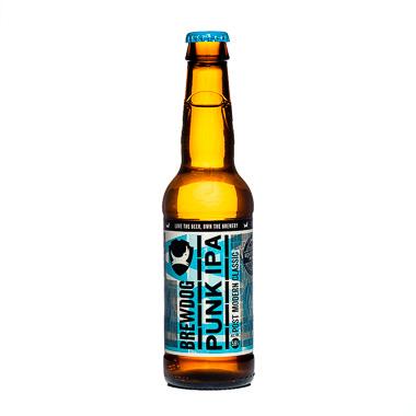 Punk IPA - Brewdog - Ma Bière Box
