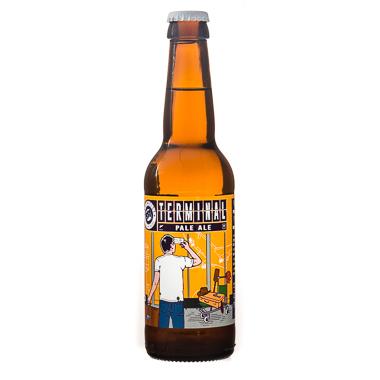 Terminal Pale Ale - Brewfist - Ma Bière Box