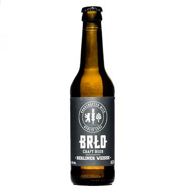 BRLO Berliner Weisse - BRLO - Ma Bière Box
