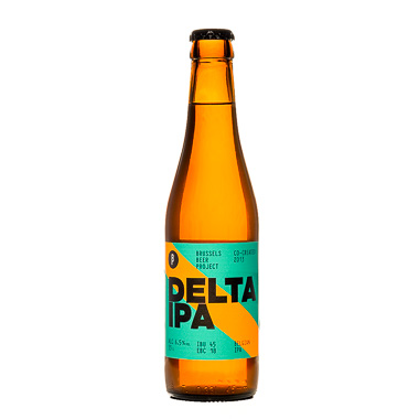Delta IPA - Brussels Beer Project - Ma Bière Box
