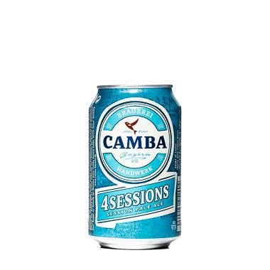 4 Sessions IPA - Camba Bavaria - Ma Bière Box
