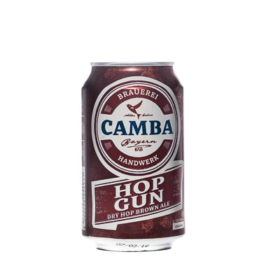 Hop Gun - Camba Bavaria - Ma Bière Box