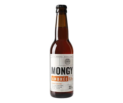 Mongy Ambrée - Cambier - Ma Bière Box