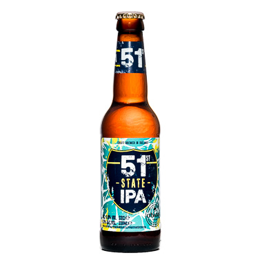 51 State - Carlow Brewing Company - Ma Bière Box