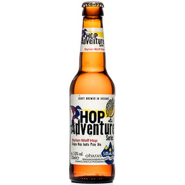 Hop Adventure Styrian Wolf - Carlow Brewing Company - Ma Bière Box