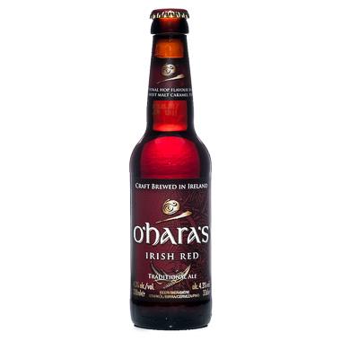 Irish Red - Carlow Brewing Company - Ma Bière Box