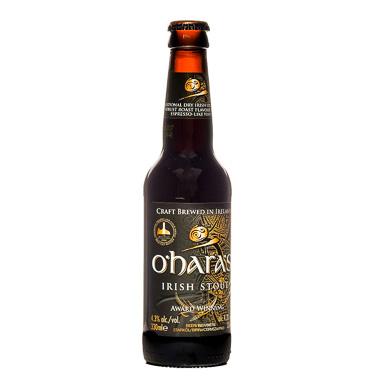 O'Hara's Irish Stout - Carlow Brewing Company - Ma Bière Box