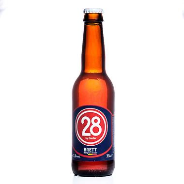 Caulier 28 Brett - Caulier Developpement (La Maison Caulier) - Ma Bière Box