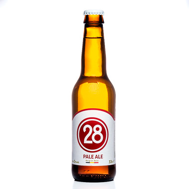 Caulier 28 Pale Ale - Caulier Developpement (La Maison Caulier) - Ma Bière Box