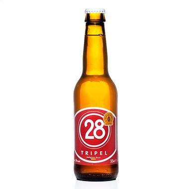 Caulier 28 Tripel - Caulier Developpement (La Maison Caulier) - Ma Bière Box