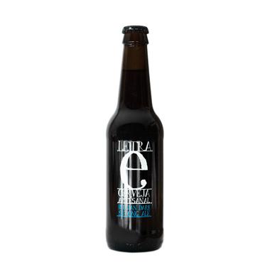 Letra E - Cerveja letra - Ma Bière Box