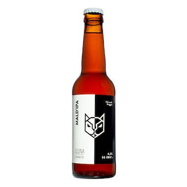 Mald'IPA Bio - Cerveses Lluna - Ma Bière Box