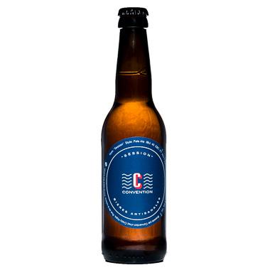 Session Pale Ale - Convention - Ma Bière Box