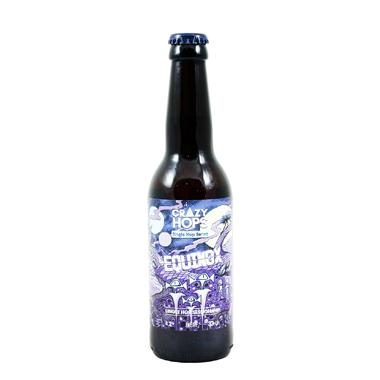 L'équinox - Crazy Hops - Ma Bière Box