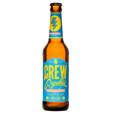 CREW Republic 7:45 Escalation - CREW Republic Brewery - Ma Bière Box