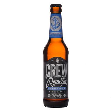 Drunken Sailor - CREW Republic Brewery - Ma Bière Box