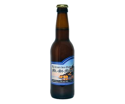 Croix des Grèves Blonde - de la Baie - Ma Bière Box