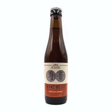 Franc Belge - De Ranke - Ma Bière Box