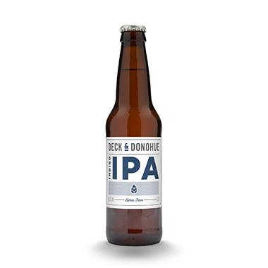 Indigo IPA - Deck & Donohue  - Ma Bière Box