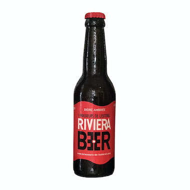 Riviera Beer Ambrée - De l'Esterel - Ma Bière Box