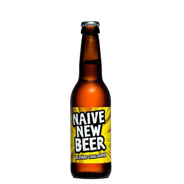 Naive New Beer - Distrikt - Ma Bière Box