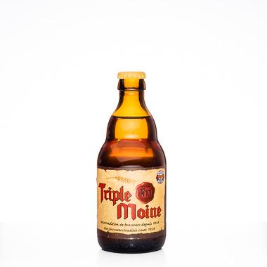 Triple Moine - Du Bocq - Ma Bière Box