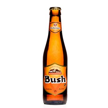 Bush Ambrée - Dubuisson - Ma Bière Box