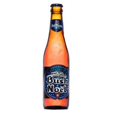 Bush de Noël - Dubuisson - Ma Bière Box