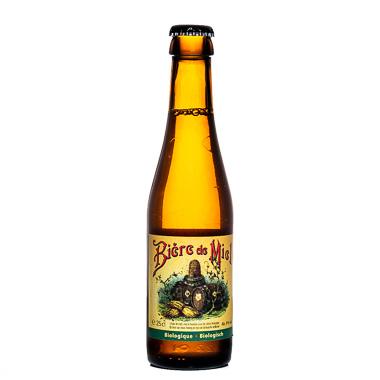 Miel Bio - Dupont - Ma Bière Box