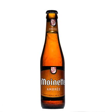 Moinette Ambrée - Dupont - Ma Bière Box