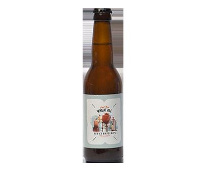 Wheat ale - L'Effet Papillon - Ma Bière Box