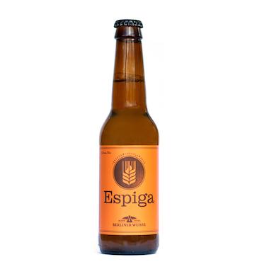Espiga Berliner Weisse with Peach  - Espiga - Ma Bière Box