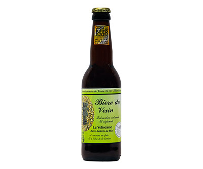 Véliocasse - Ferme Brasserie du Vexin - Ma Bière Box