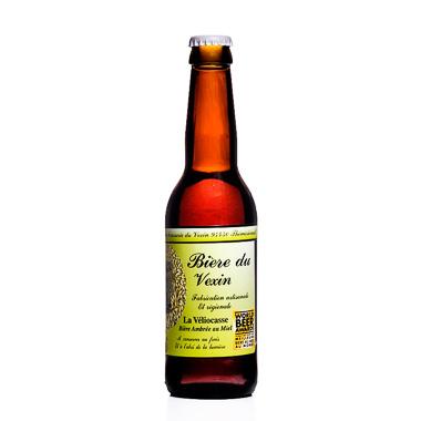 La Véliocasse Ambrée - Ferme Brasserie du Vexin - Ma Bière Box