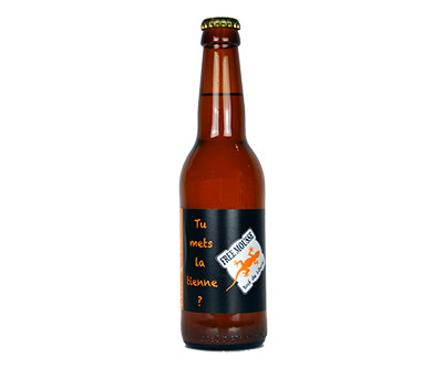 Free-meuse blonde - Freemousse - Ma Bière Box