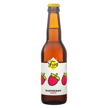 Raspberry Saison - Frogbeer - Ma Bière Box