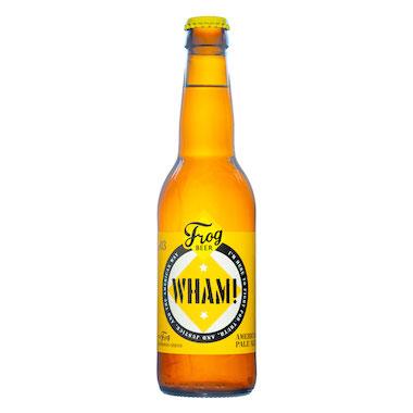 Wham - Frogbeer - Ma Bière Box