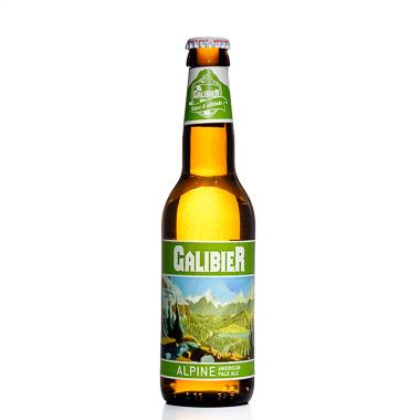 Galibier Alpine American Pale Ale - Galibier - Ma Bière Box