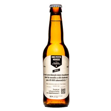Une blonde bien houblonnée - Galibier - Ma Bière Box
